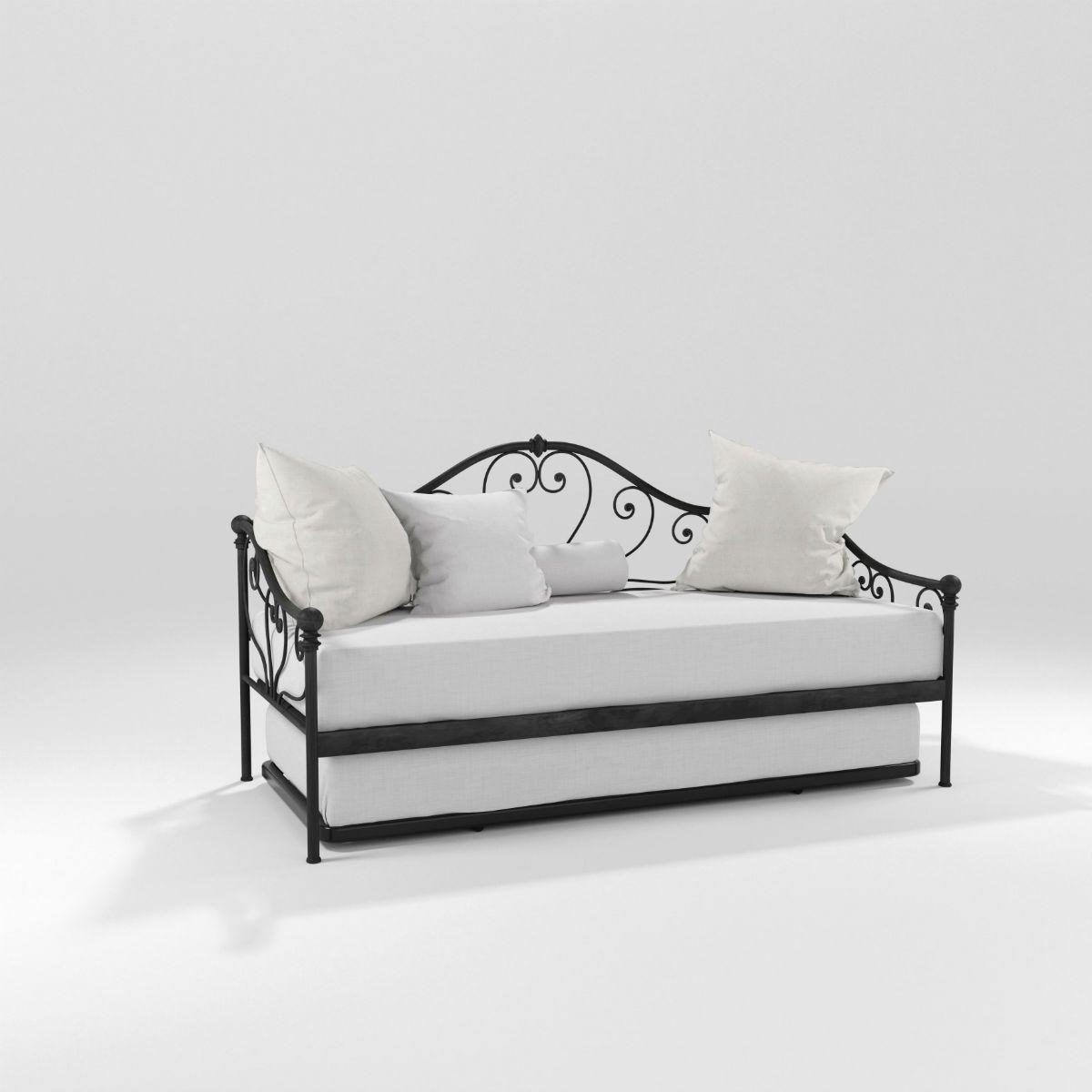 Fidelio barel complementi d 39 arredo made in italy - Trasformare letto singolo in divano ...